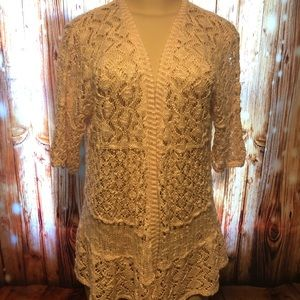 Knit Coverup/Sweater